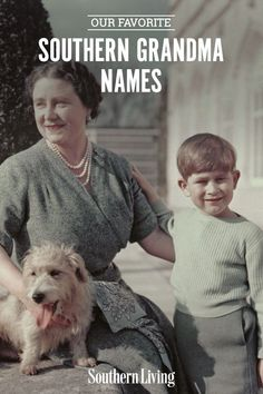 From Grandma nicknames in other languages to sweet Grandma names, we've got fun options for the new grandmother in your family. Here, we've collected a few of our favorites ranging from the classics to the utterly unique. #grandmanames #nicknamesforgrandmas #southernnicknames #southernliving Southern Grandma Names, Southern Sayings, Small Town Girl, National Treasure, Southern Living, Languages, Inspirational Quotes, Classic, Sweet