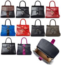 Delvaux Brillant Bag
