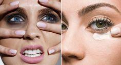 Maquillaje, 5 errores que hacen que parezcas cansada
