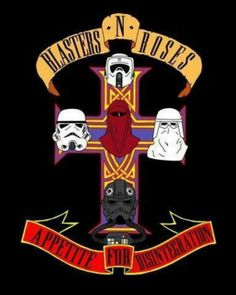 GNR Star Wars Storm Troopers