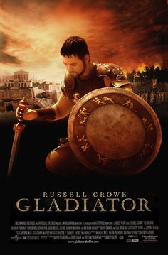 Gladiator. When Emperor Marcus Aurelius' son Commodus murders his father, he must also do away with Maximus Decimus Meridius, the finest general. Maximus escapes his execution, but finds his wife and child murdered. Wandering and wounded near death, he is picked up and put into slavery, and selected to fight for sport as a gladiator. From there, he seeks revenge. What a great balance of action, history, and romance.