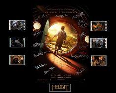 The Hobbit Film Cell Presentation  Movie by Everythingbutthatcom, £9.99