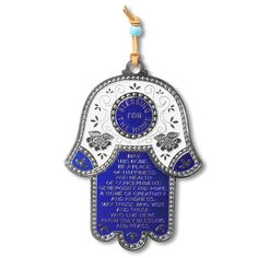Blessing Home Good Luck Wall Decor Hamsa - English >>> Find out more about the great product at the image link. (This is an affiliate link and I receive a commission for the sales)