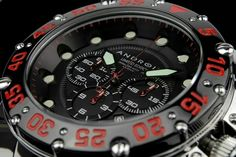 Android Enforcer Automatic Chronograph