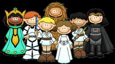 Discovery Kidzone Montessori Adventures: GIVEAWAY from a galaxy far far away!!!