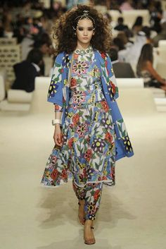 The 2015 Chanel Resort collection. Beautiful!