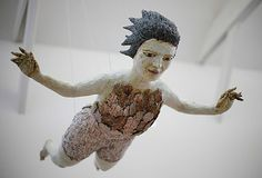 art by kathy ruttenberg | Ceramic sculptures by Kathy Ruttenberg » Lost At E Minor: For ...
