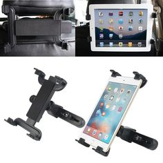 Centechia Notebook Stand Car Phone Holder for 7-10 inch Air Vent Mount Car Holder 360 Degree Ratotable Soporte Mobile Car Phone