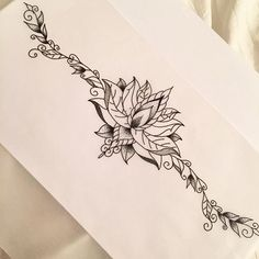 sternum tattoo lotus - Google zoeken