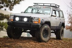 Off-Road Flare Kit for Jeep Cherokee XJ (1984-2001)