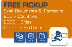 Mypacco is India's leading courier service provider that can provide you free pick up courier services with fast and affordable courier delivery services. Mypacco deal all kind of #courierservices like online pickup request, online tracking, documents and parcels shipping services etc.