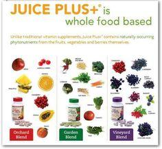 Juice Plus clean eating http://www.facebook.com/JuicePlusCleanLiving  http://www.juiceplus.co.uk/+ml14187