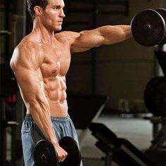 Shoulder Exercises - Build Muscle Workout - Muscle and Fitness fitness-gym Muscle Fitness, Mens Fitness, Fitness Tips, Fitness Models, Fitness Motivation, Health Fitness, Woman Fitness, Workout Fitness, Muscle Building Workouts
