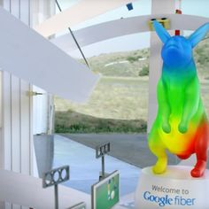 Google Working On Fiber Wireless For Out Of Reach Areas