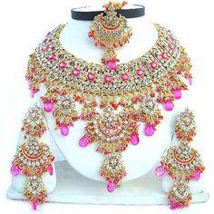 Diamond Bridal Jewelry Set NP-39