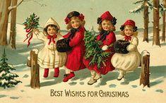 новогодние открытки старинные: 23 тыс изображений найдено в Яндекс.Картинках
