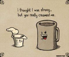 Coffee & Cream ;)