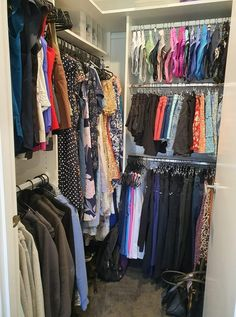 Wardrobe Organisation, Home Decor, Decoration Home, Room Decor, Home Interior Design, Home Decoration, Interior Design