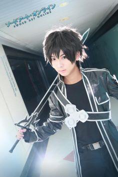 Sword Art Online (Cosplay) (Kazuto Kirigaya)