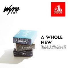 We are very excited to announce our partnership with Wyre Golf !! Wyre is an exciting brand with excellent premium balls. Finally some top of the range balls that are available online and delivered right to your door www.wyre-golf.com Stay tuned for discounts and offers!