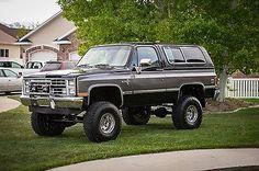 1988 Chevrolet Blazer Silverado K5 4x4 2-Door 5.7L - Lift, 35