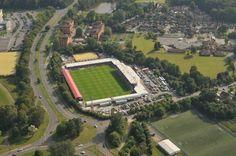 The Broadfield Stadium-Crawley town