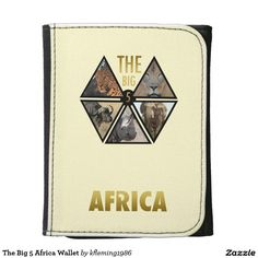 The Big 5 Africa Wallet