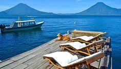 Laguna Lodge Eco Resort - Solola, Guatemala