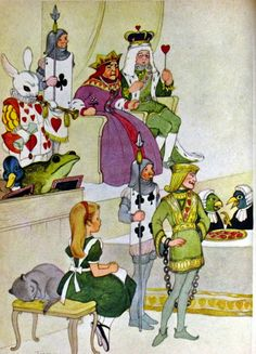 Marjorie Torrey   March House Books Blog: I can't go back to yesterday... Alice in Wonderland