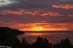 lever de soleil dune tadoussac #dune #quebec #leversoleil