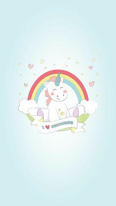 Unduh 65 Wallpaper Hp Unicorn Lucu HD Gratid