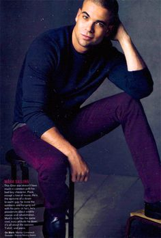 Mark Salling in Express fashion for the September issue of Vogue Mark Salling, Sebastian Kim, Express Fashion, Mens Gear, My People, Glee, Autumn Winter Fashion, Hot Guys, Style Me
