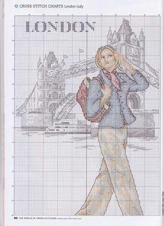 Gallery.ru / Фото #55 - The world of cross stitching 138 - tymannost