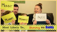 "I added ""Most Likely to... Mummy vs Daddy - YouTube"" to an #inlinkz linkup!https://www.youtube.com/watch?v=8Jd6soqvSSs"