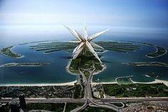 Dubai concept structure.