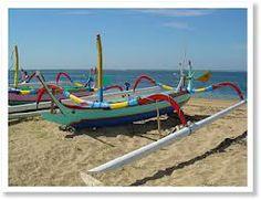 vissersboot bali