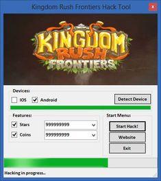 Kingdom rush frontier hack tool