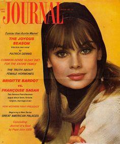 Miss Jean Shrimpton, Women's Home Journal.