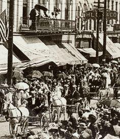 Washington, Indiana | 1908 Labor Day Street Parade, Washington, Indiana section 3 | Flickr ...