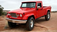 Jeep J12 Concept. I would buy this truck!!!