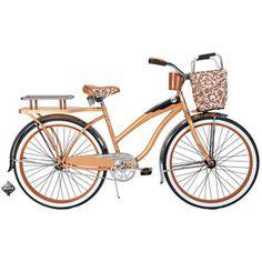 "Huffy Champion 26"" Women's Cruiser Bike, Butterscotch"