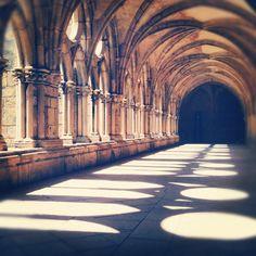Abbaye de Noirlac - via @moyanne-#berryprovince