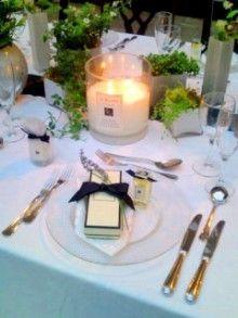 結婚式のウェルカムスペースにこだわる!ジョーマローンの香水♪ |おとなカワイイ花嫁をつくる!ウエディングWishリスト2016