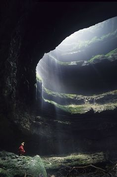 Neversink Cave - Alabama, USA