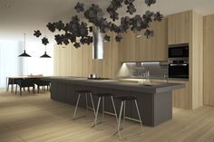Фото — Apartment in London. Concept 1 — Design of apartments