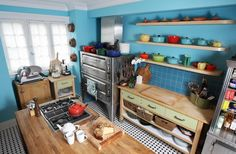 On Display: Le Creuset in the Home