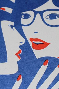 Riso Miniprints    Series of 8 Riso prints.  Available in Blue & red and Black & Red.   95x145 mm.