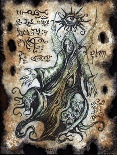 Servant of the Darkness by MrZarono