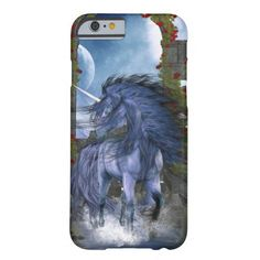 new at @zazzle_inc : #Blue #Unicorn #iPhone 6 #Case