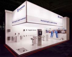 Standbouw | KOP | Berendsen | Facilitair | Exhibition Stand Design